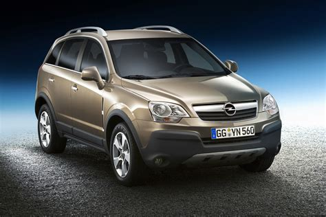 opel antara 2007 opel antara review top speed