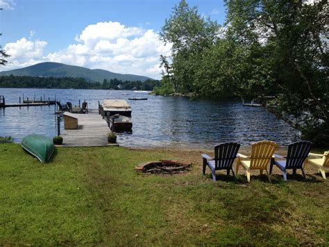 Boat Rentals At Lake Winnipesaukee by Lake Winnipesaukee Water Front Cottage With Homeaway