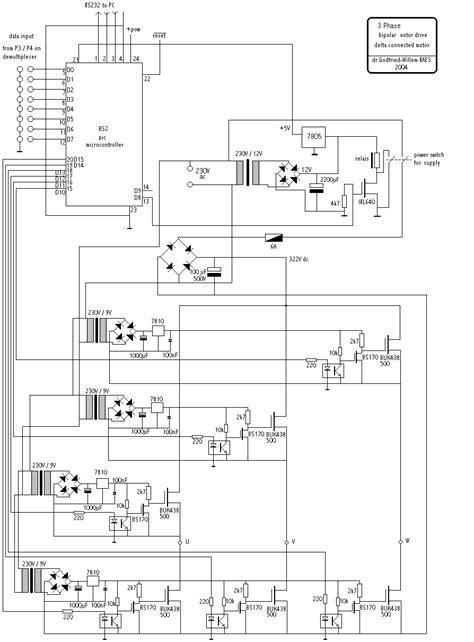3 phase motor wiring wiring diagram