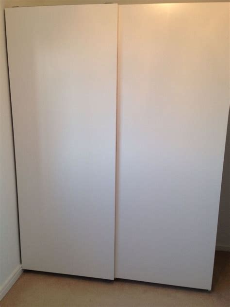 Sliding Door Wardrobe Sale by Ikea Pax Sliding Door Wardrobe Buy Sale And Trade Ads