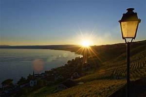 Switzerland, Sun, Lake, Switzerland, Switzerland, Sun