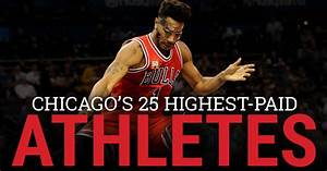 Chicago's 25 highest-paid athletes - Crain's Chicago Business