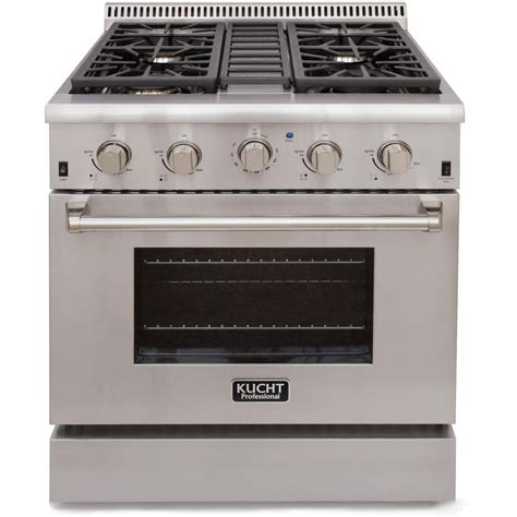 Gas Ranges  Ranges  The Home Depot