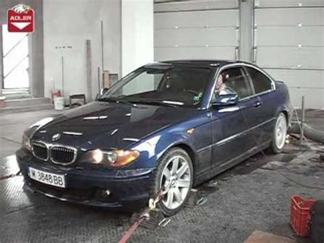 e46 coupe tuning bmw e46 330d coupe 204hp tuning adler auto godech bulgaria dynojet 224xlc dyno