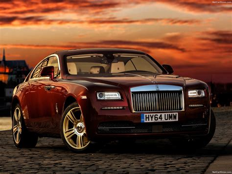 Rolls-royce Wraith Picture # 04 Of 58, Front Angle, My