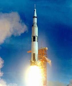 NASA Saturn V Launch - Pics about space