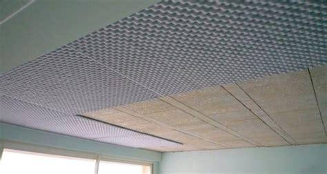 comment insonoriser une chambre zoom sur isolation phonique plafond prix