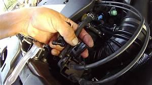 2002 Honda Solenoid Purge Valve For Evap Emission Control