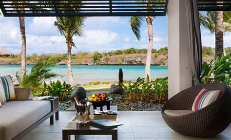 fiji honeymoon resorts lagoon view suites