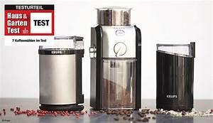 Haus Garten Test : im test 7 kaffeem hlen im vergleichstest haus garten test ~ Orissabook.com Haus und Dekorationen