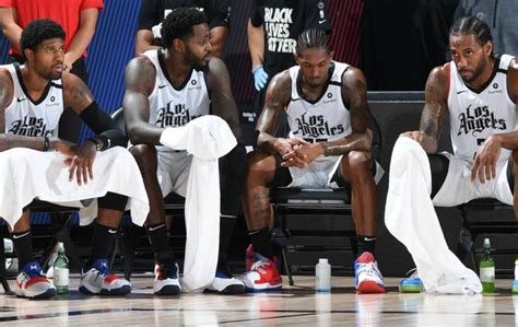 The los angeles clippers are an american professional basketball team based in los angeles. More NBA playoff failure, George better without Kawhi - Clippers season review in STATS data