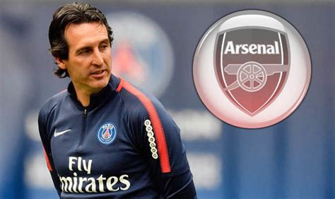 Emery To Be Appointed Arsenal Boss  This Football Week