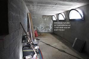 Vmc Pour Cave : ventilation sous sol ventilation maison chantier pose et ~ Edinachiropracticcenter.com Idées de Décoration