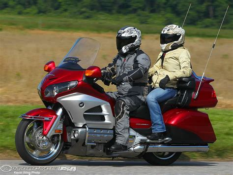 Honda Goldwing Image 2012 honda goldwing touring review photos motorcycle usa