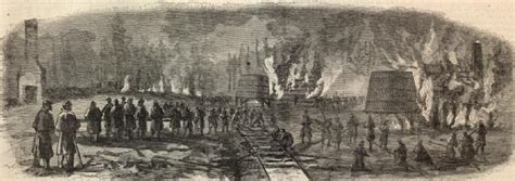 siege weldom destroying railroads