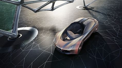 Bmw Vision Next 100 Concept Car Wallpaper Hd Car Wallpapers