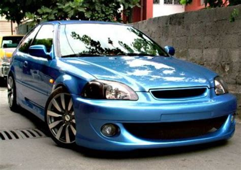 Modif Civic by 10 Foto Modifikasi Honda Civic Ferio Raja Kontes