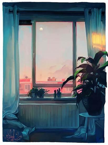 Loish Sunset Lois Baarle Aesthetic Inspiration Needed