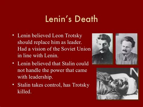 totalitarian leaders the soviet union totalitarian state