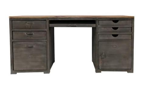 metal bureau bureau bois metal mzaol com