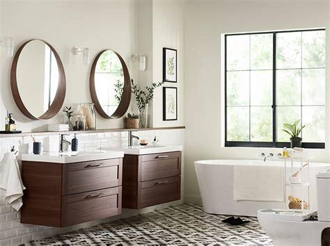 Round Bathroom Mirrors Design  Style Round Bathroom