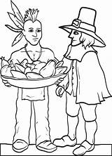 Coloring Pilgrim Indian Pages Pilgrims Thanksgiving Printable Indians Native Sheets Preschool Bestcoloringpagesforkids Activity Stories Americans Pdf Worksheets Printables Draw Mpmschoolsupplies sketch template