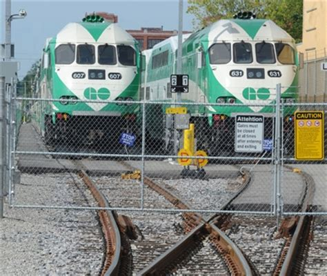 New Go Train Yard In Kitchener Leapfrogs Plans For Baden