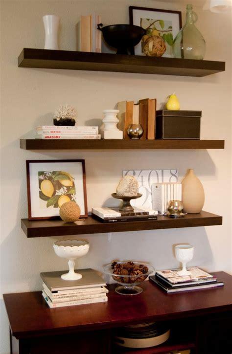 ikea floating shelf creative uses of floating shelves from ikea for stylish
