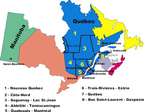 Carte Du Canada Le Monde En Marche by The Fair Laic Community America Canada Francophone