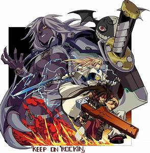 Guilty Gear Xrd by dragoninstall on DeviantArt