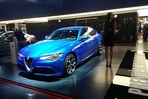 Alfa Romeo Giulia Prix Ttc : alfa romeo giulia veloce photos et prix de la nouvelle giulia veloce l 39 argus ~ Gottalentnigeria.com Avis de Voitures