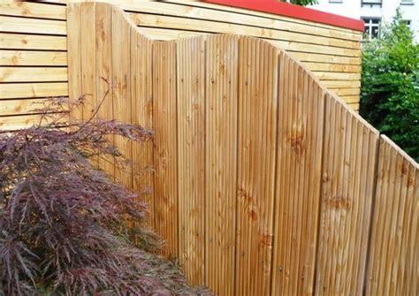 Gartenzaun Aus Holz Selber Bauen Bvraocom