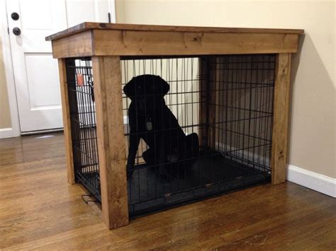 wooden dog crate table dog crate cover pet crate cover dog crate furniture