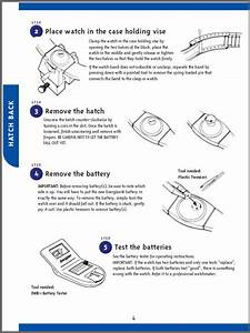 Watch Battery Replacement Guide