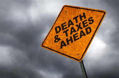 State Death Taxes Losing Life
