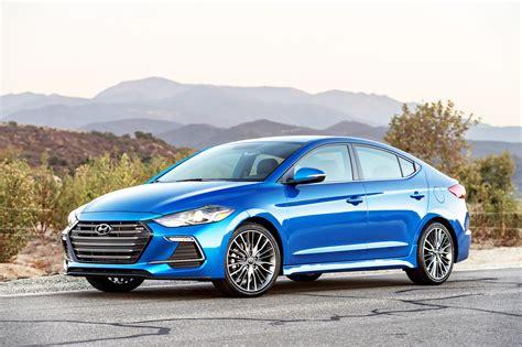 2017 Hyundai Elantra Upgrades With Sporty