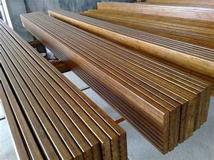 Bambus Terrassendielen Preis : bambusbalken gehobelt ge lt ~ Frokenaadalensverden.com Haus und Dekorationen