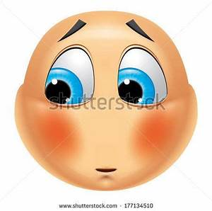 Emoticon ashamed | Emoticonos | Emoticon, Emoji, Smiley