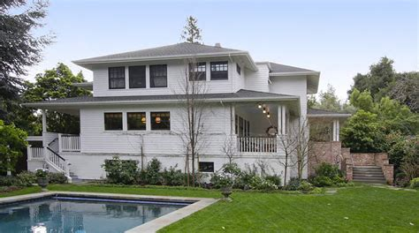 Mark Zuckerberg's House in Palo Alto   POPSUGAR Home