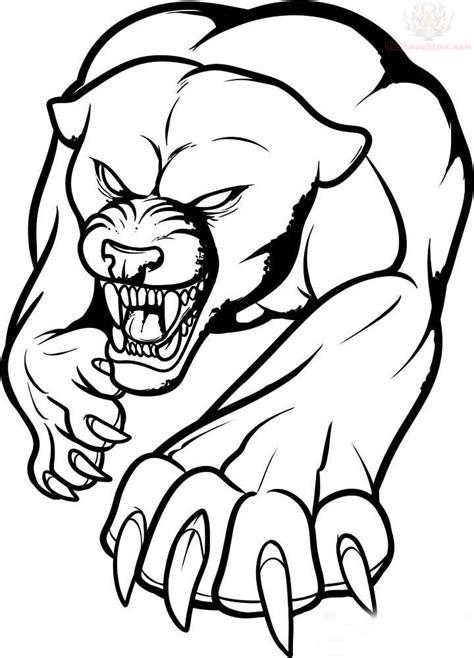 Tribal Jaguar Tattoo Images & Designs