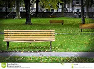 Bench Park Royalty Free Stock Image - Image: 6864636