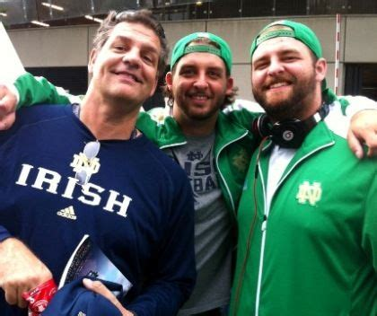Golic_Fathers_day_2013 Mike, Jake, and Mike Jr. | Espn ...