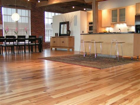 wood flooring ideas for kitchen room to hickory wood hickory hardwood flooring