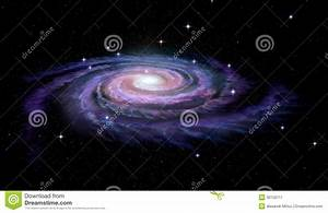 Spiral Galaxy Milky Way Royalty Free Stock Photography ...