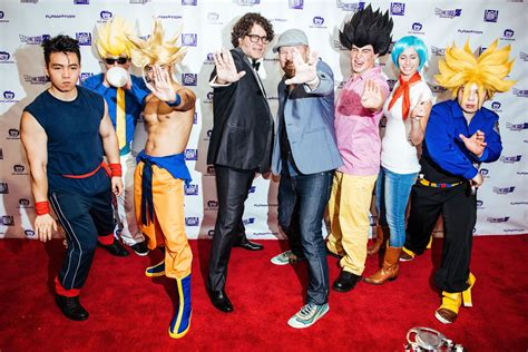 Maybe you would like to learn more about one of these? Life with Goku: talking to Dragon Ball Z voice actors Christopher Sabat and Sean Schemmel   The ...