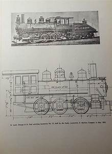 Train  Steam Locomotive Diagram 0