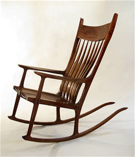 Maloof Rocking Chair Plans by Rocking Chairs Rocking Chair Plans
