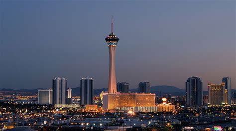 stratosphere tower observation deck voodoo zip line free ride with the las vegas power pass