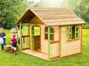 Maison De Jardin En Bois Enfant : maison de jardin enfant milan direct abris ~ Dode.kayakingforconservation.com Idées de Décoration