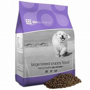 Life 39 S Abundance Large Breed Puppy Food